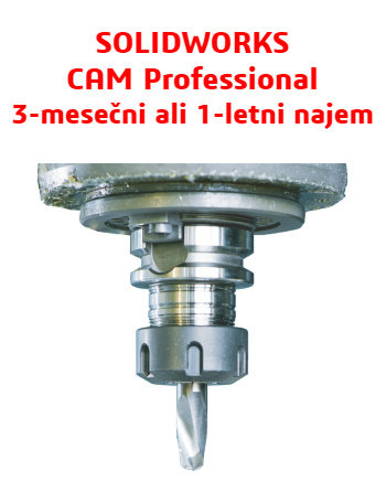 SOLIDWORKS CAM Professional Term License