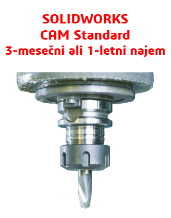 SOLIDWORKS CAM Standard Term License
