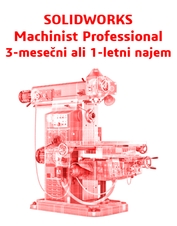 SOLIDWORKS Machinist Professional Term License
