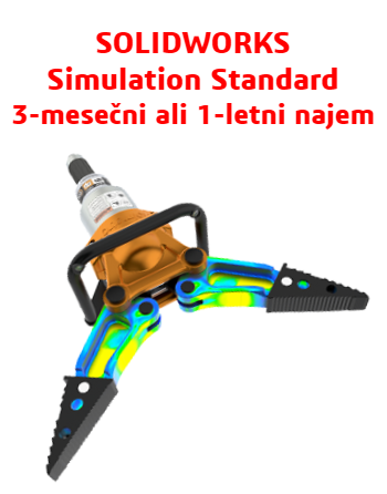 SOLIDWORKS Simulation Standard Term License